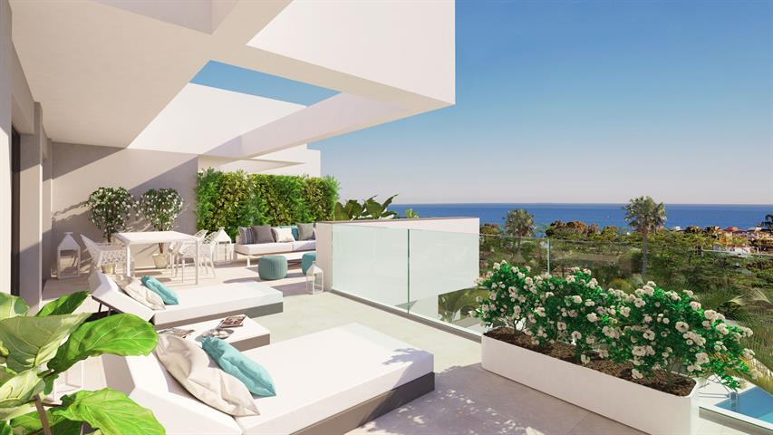 Appartement in Manilva/Málaga, Costa del Sol
