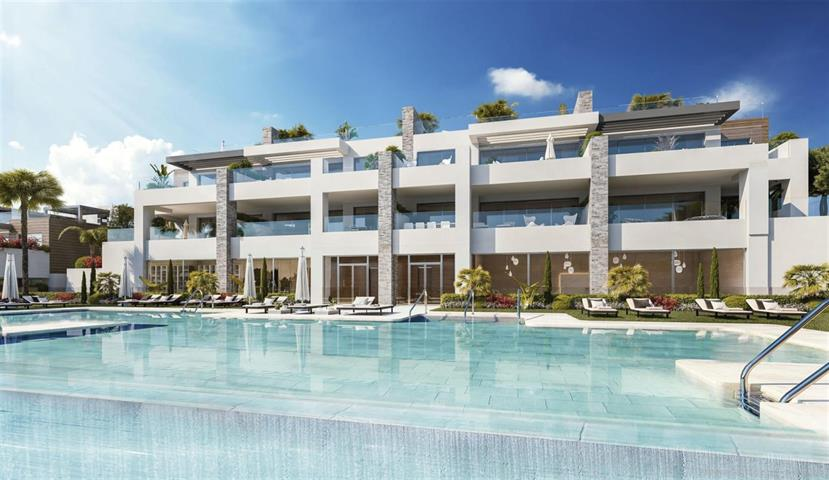 Appartement à Marbella/Malaga, Costa del Sol