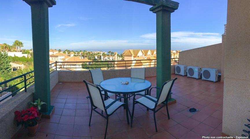 Appartementin Alcaidesa/Cadiz, Costa del Sol
