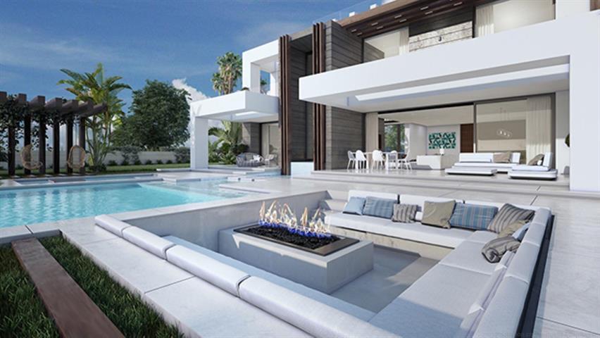 Villa à Estepona/Málaga, Costa del Sol