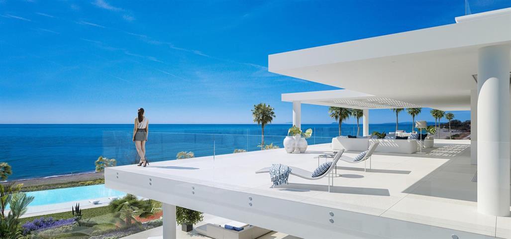 Appartement de luxe à Estepona, Malaga/Costa Del Sol