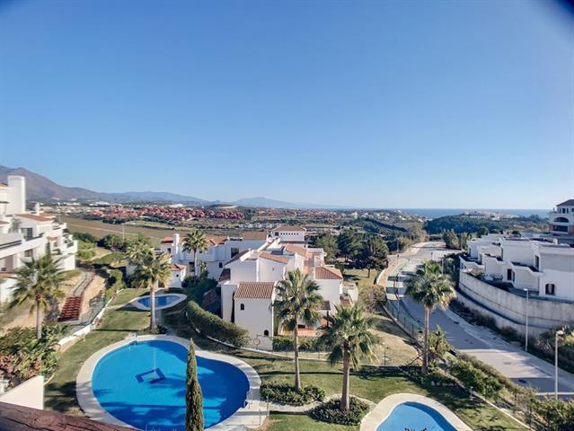 <strong>Penthouse à Casares/Málaga, Costa del Sol</strong>