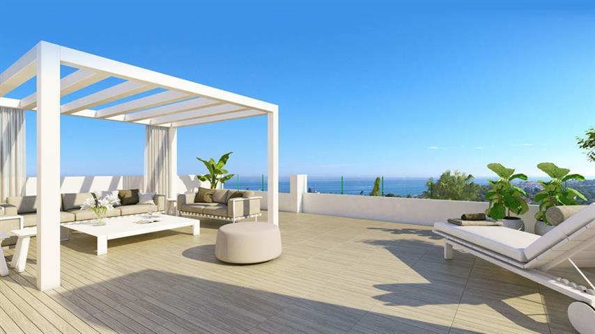 Appartement à Estepona/Málaga, Costa del Sol