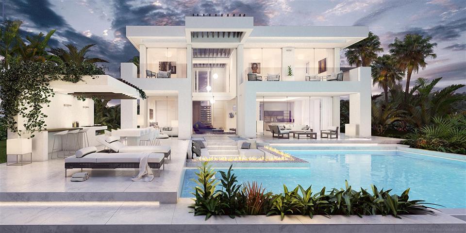 Villa à Mijas/Malaga, Costa del Sol