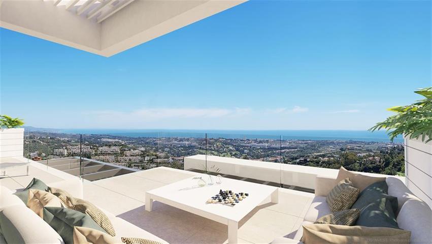 Appartement à Benahavis/Malaga, Costa del Sol