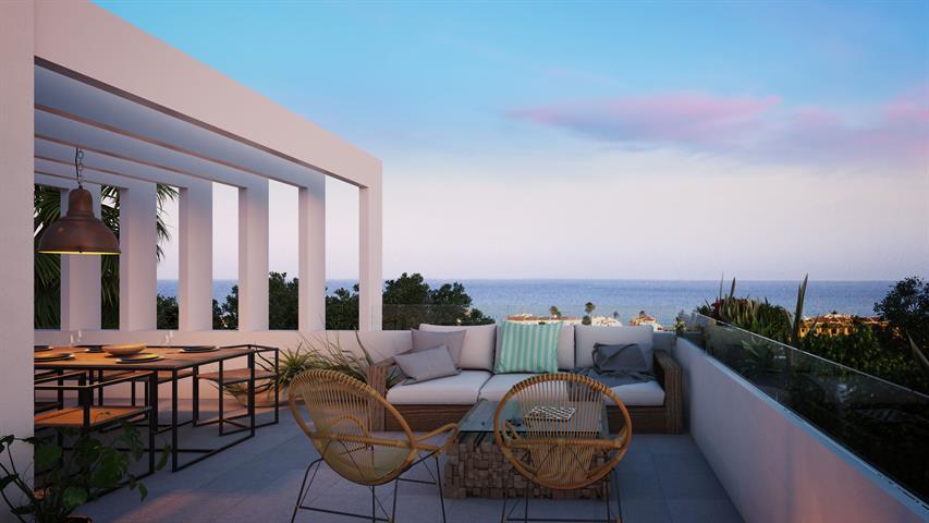 <span>Villa jumelée à Casares/Malaga, Costa Del Sol</span>