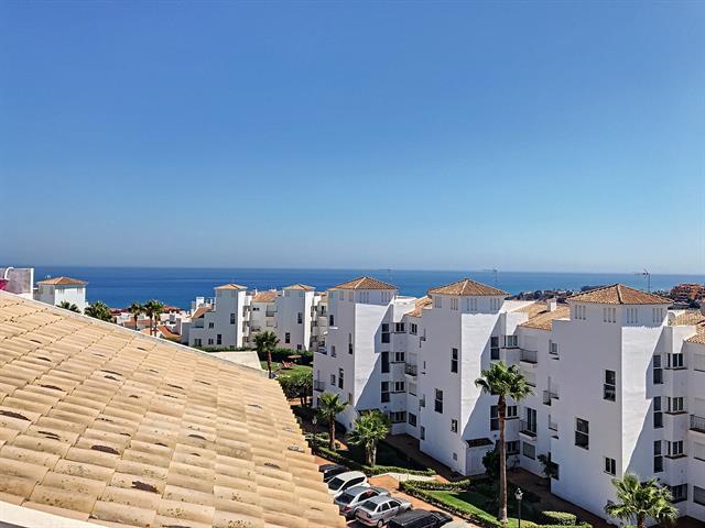Penthouse in Manilva, Malaga, Costa del Sol