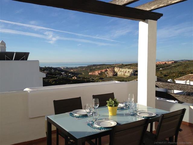 Penthouse à Estepona/Malaga, Costa del Sol