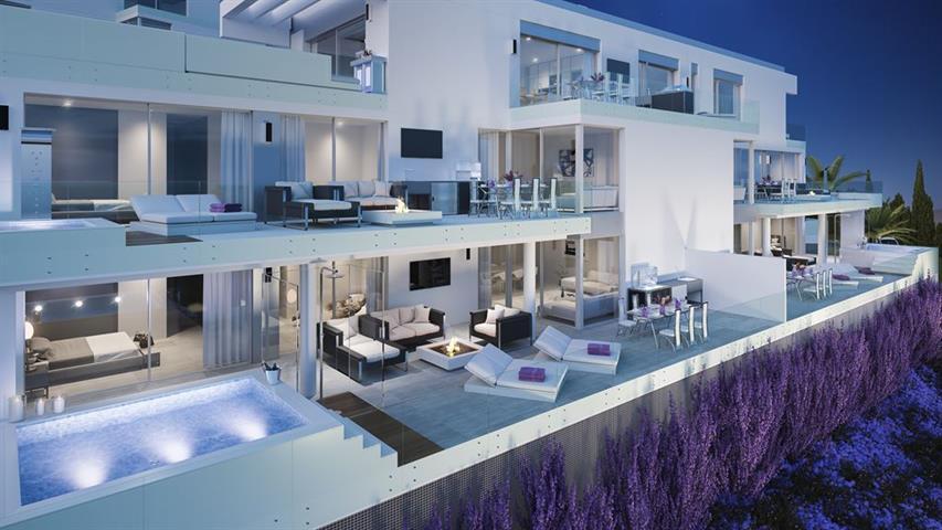 Appartement à Mijas/Costa del Sol, Malaga