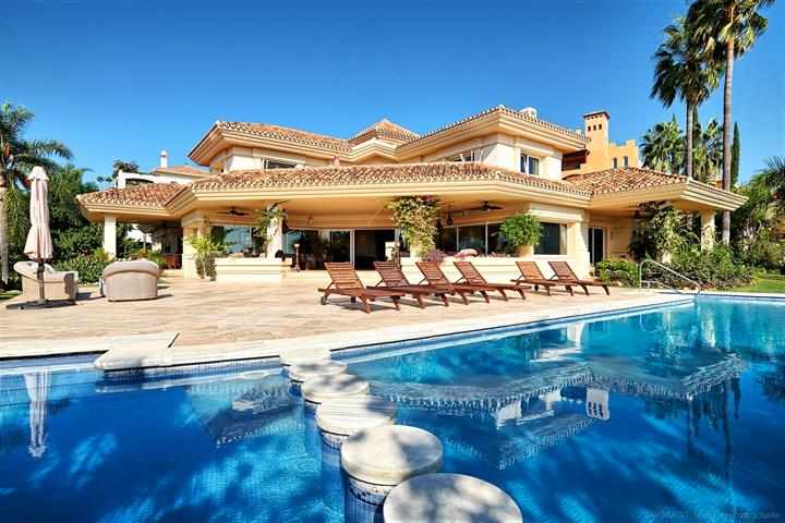 Villa à Marbella/Malaga, Costa del Sol