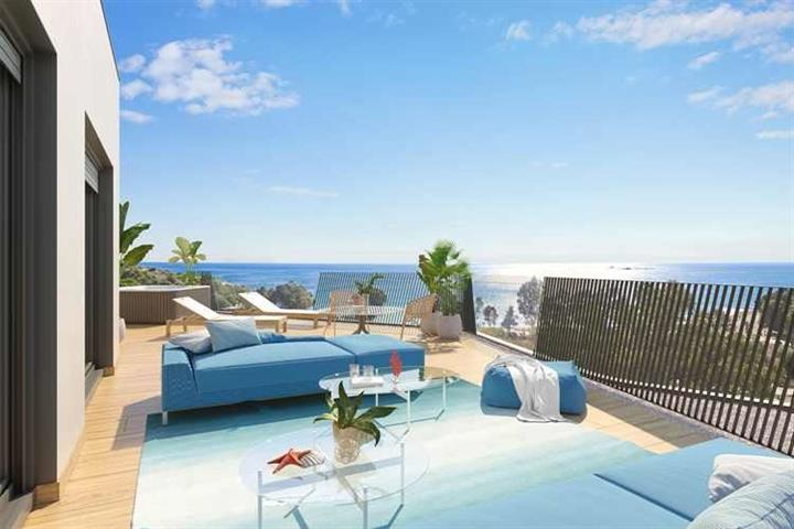 Appartement penthouse à Villajoyosa, Costa Blanca Nord