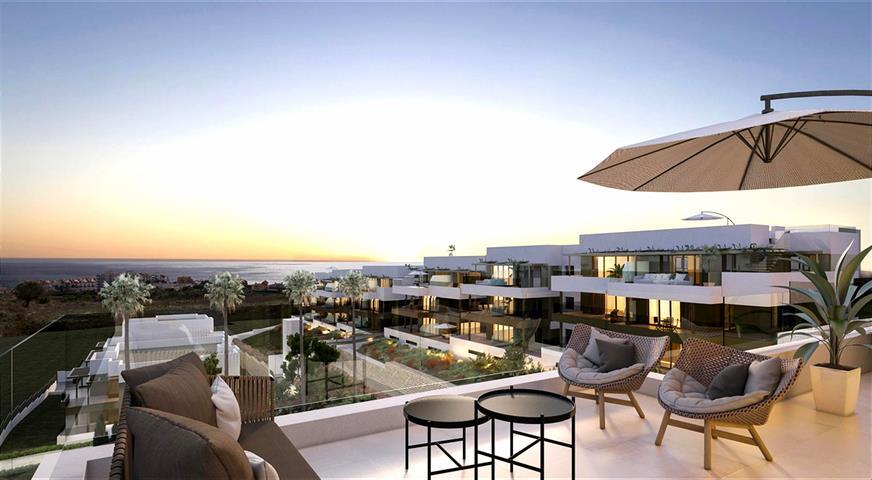 Appartements à Estepona/Malaga, Costa del Sol