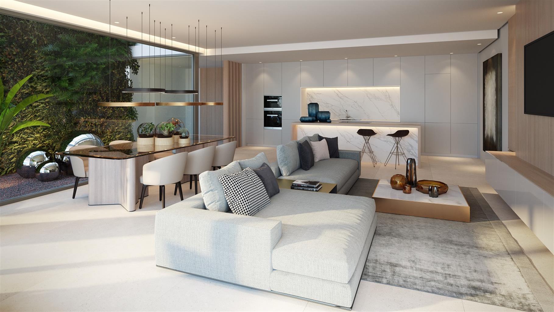 Nouvelle promotion de 49 appartements de luxe de 2, 3 et 4 chambres sur les hauteurs de Marbella avec des vues imprenables sur la mer ! OFFRE DE LANCEMENT avec plus de 50.000 € de réduction !