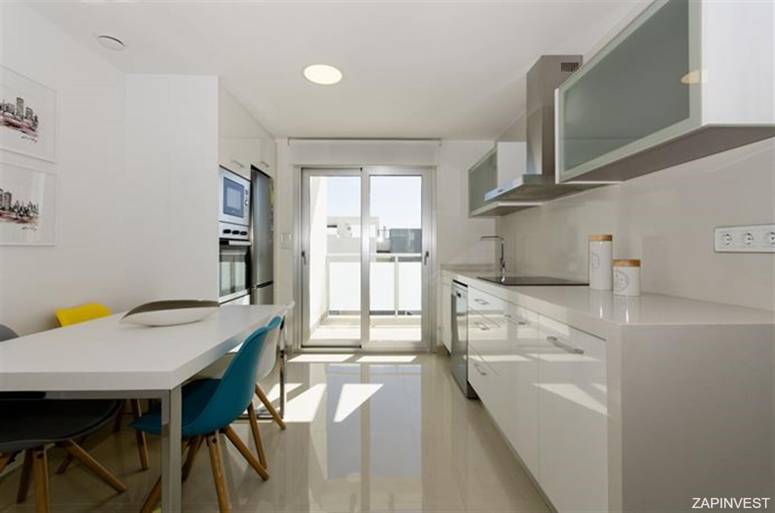 Appartement 2 chambres au rez de chaussee et vue sur les salines à Los Balcones
