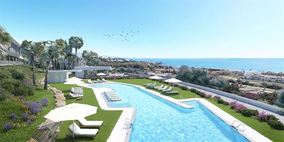 Appartement à Casares/Malaga, Costa del Sol