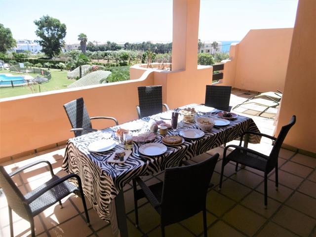 <span>Appartement à Casares/Malaga, Costa del Sol</span>