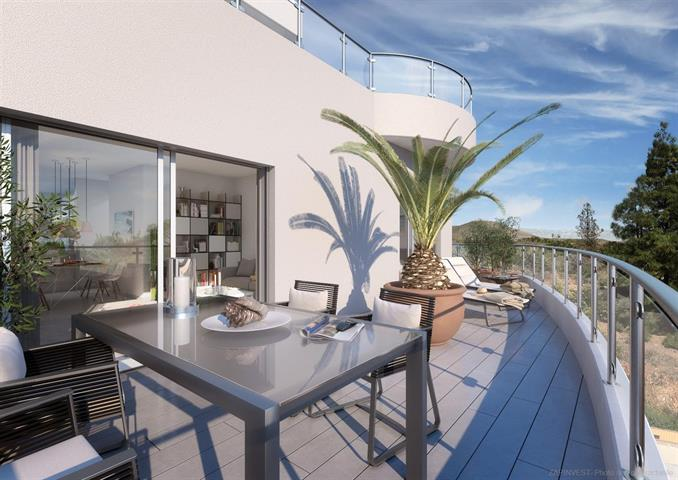 Appartement à Mijas/Malaga, Costa del Sol