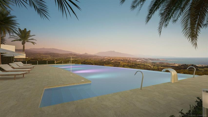Villa jumelée à Casares/Malaga, Costa Del Sol