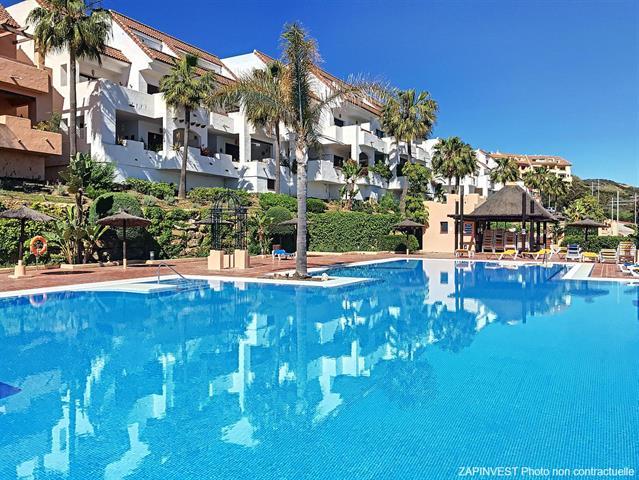 <span>Appartement à Manilva/Malaga, Costa del Sol</span>