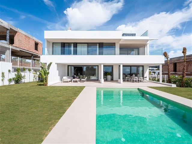 Villa in West-Marbella/Málaga, Costa del Sol
