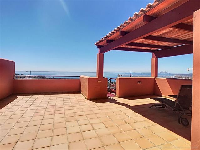 Penthouse à Manilva/Malaga, Costa del Sol