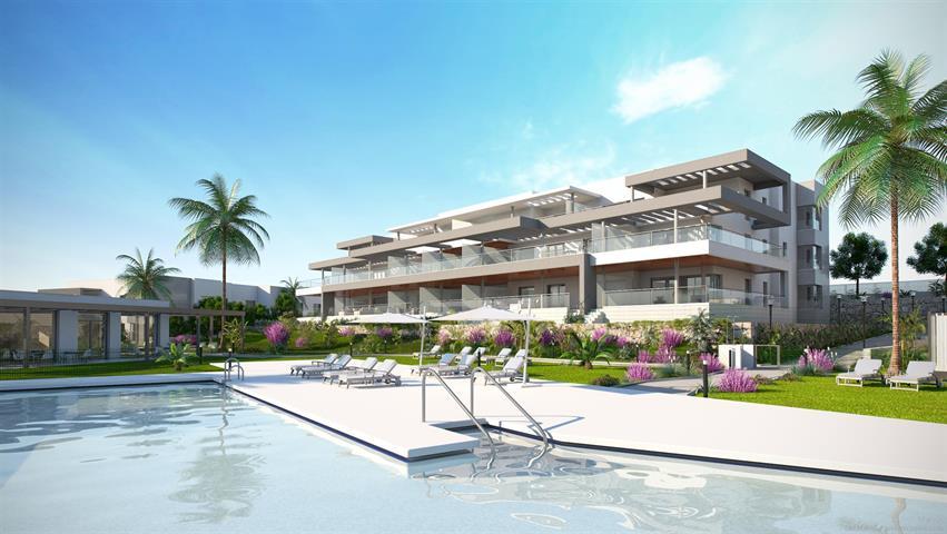 Appartement à Estepona/Malaga, Costa del Sol