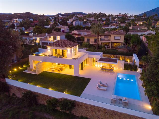 Villa à Nueva Andalucia/Malaga, Costa del Sol