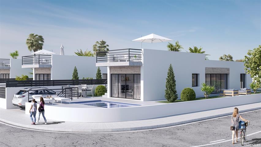 Villa à Daya Nueva, Alicante, Costa Blanca