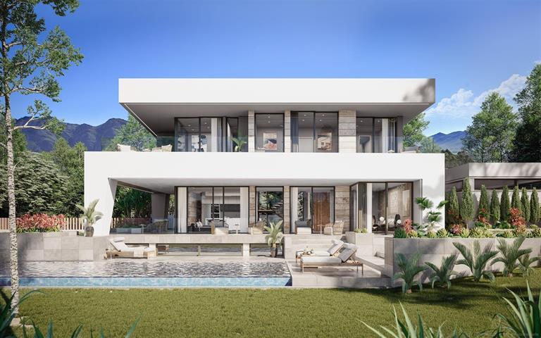 Villa in Mijas/Malaga, Costa del Sol