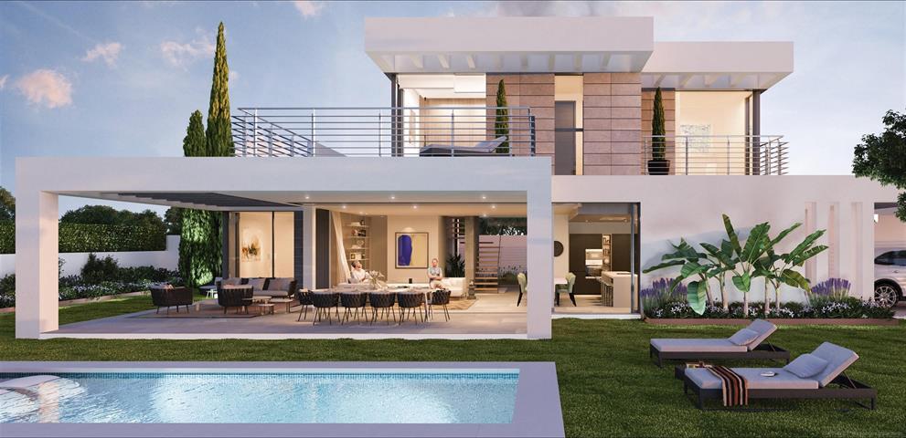 Villa à Estepona/ Malaga, Costa del Sol