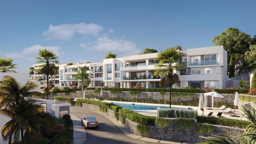 Rez-de-chaussée à Marbella/Malaga, Costa del Sol
