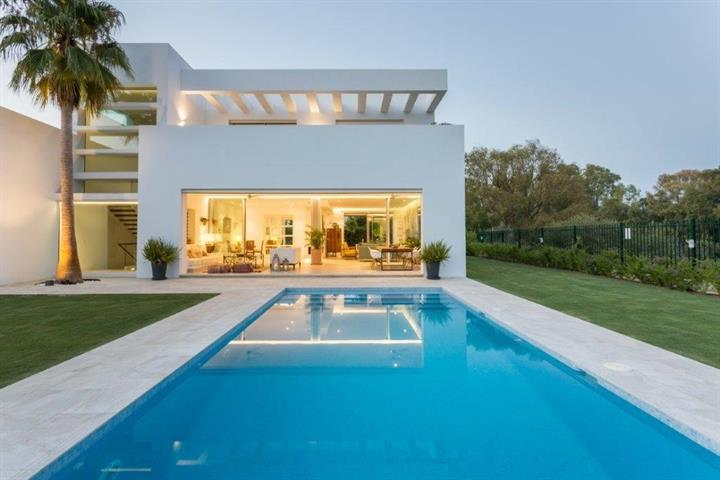 Villa à Guadalmina/Malaga-Costa del Sol