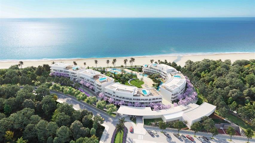 <span>Appartement in Estepona, Costa del Sol</span>